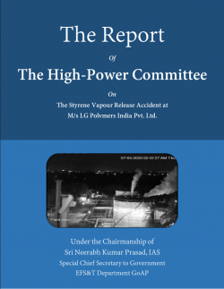 Andhra Pradesh High Power Committee Report