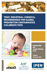 Toxic Chemical Recommended for Prohibition