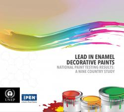 Cover of Lead Global Report