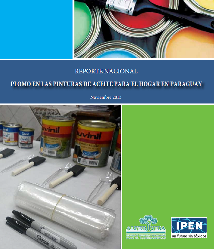Cover of Lead in Paraguay Household Paint