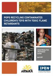 POPs Recycling Contaminates Toys