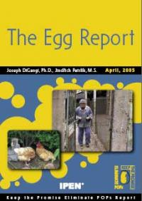 Cover of Egg Report document