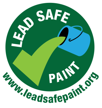 Lead Safe Paint Certification logo