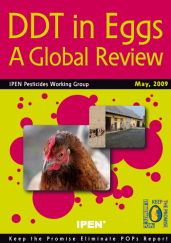 DDT in Eggs A global review