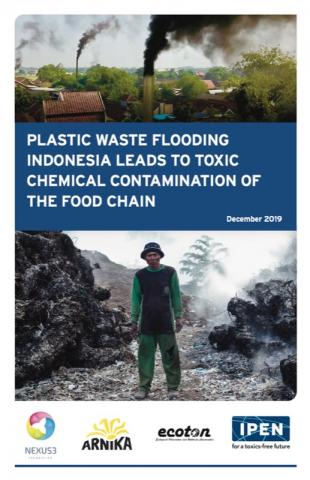 Plastic Waste Poisons Indonesia's Food Chain