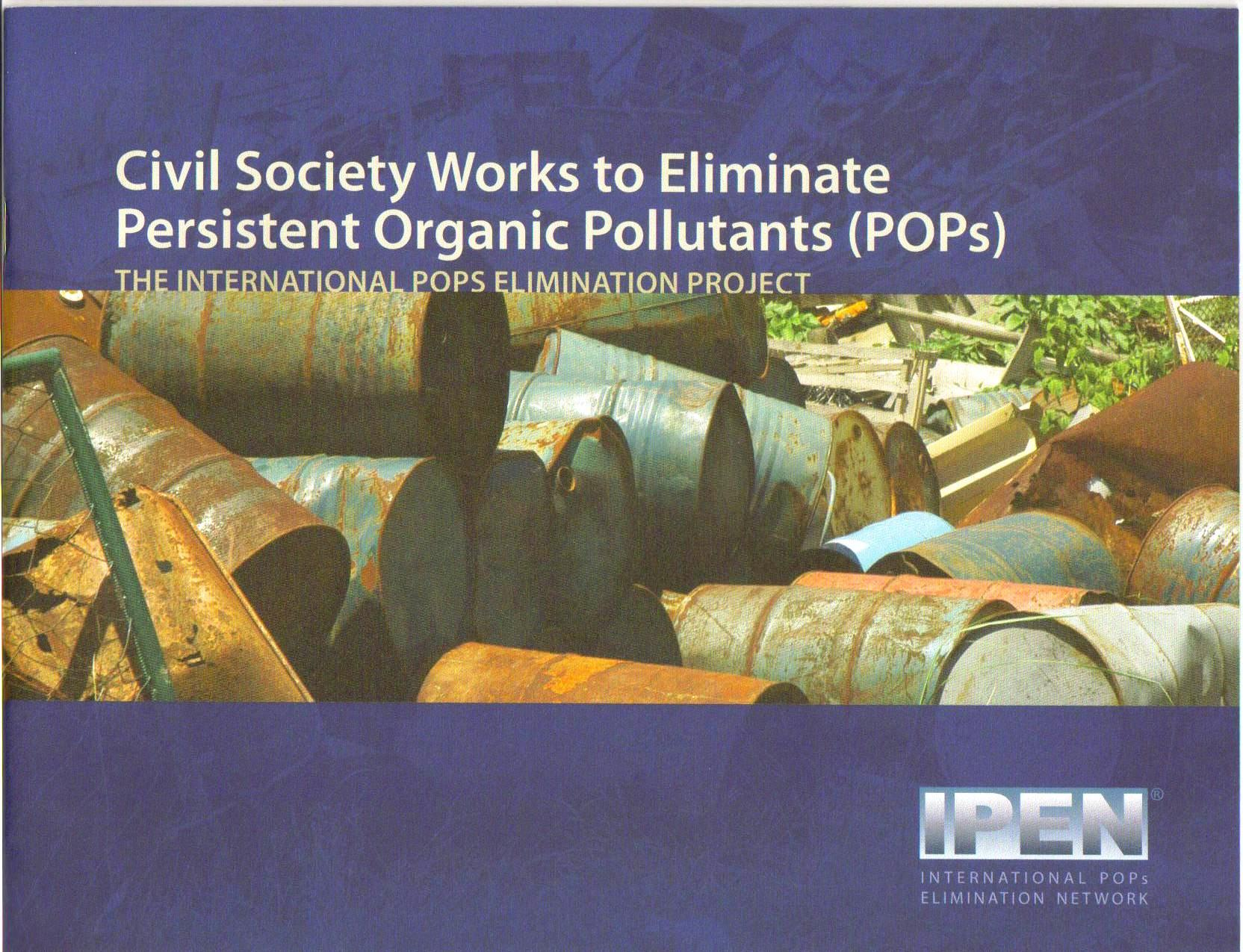 Civil Society Works to Eliminate POPs