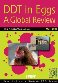 DDT in Eggs A Global Review cover